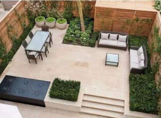 庭院设计新难度—下沉式庭院景观设计怎么做